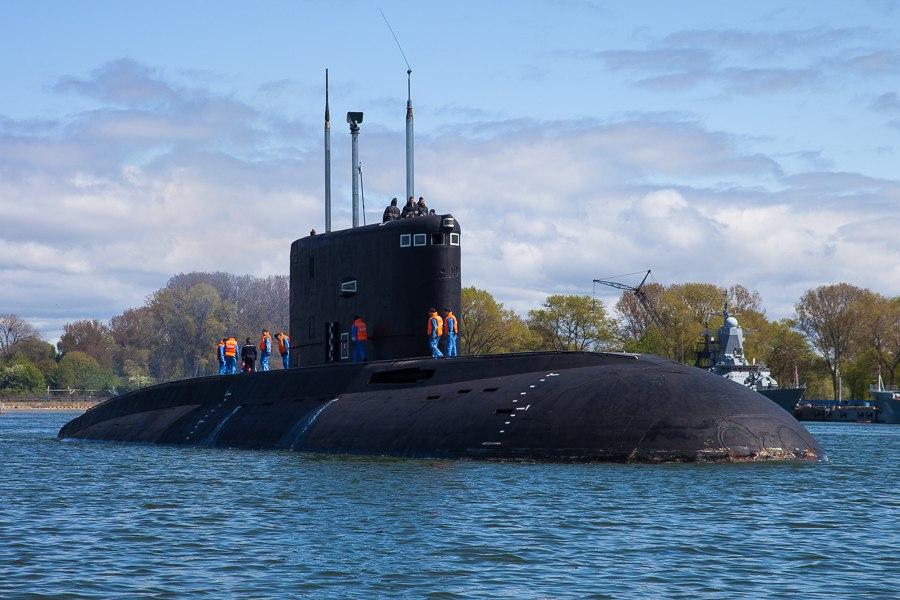 подводные лодки морского флота